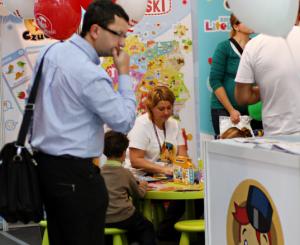 Bright Junior Media at 17th Book Fair in Krakow
