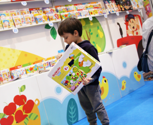 Bright Junior Media at 19th Book Fair in Krakow