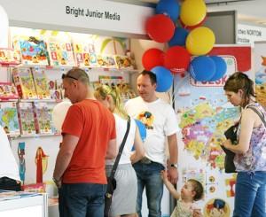 Bright Junior Media at 5th Warsaw Book Fair