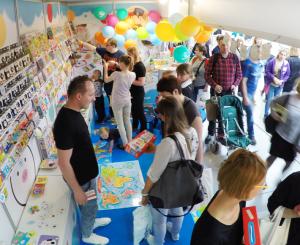 Bright Junior Media at 7th Warsaw Book Fair